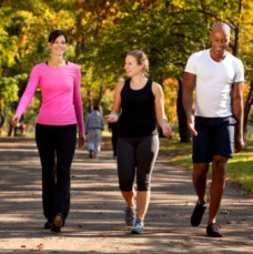 Verona Park Fitness Walks