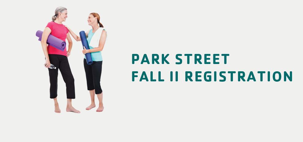 Registration begins September 2nd. New session starts September 8th.