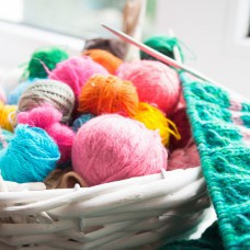 Knit Crochet Chat Together